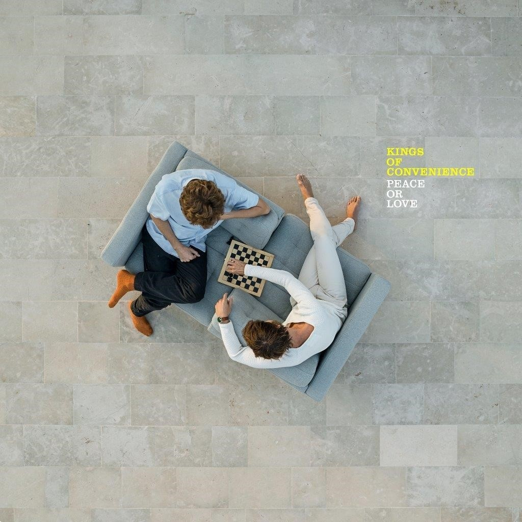 Kings Of Convenience - Peace Or Love