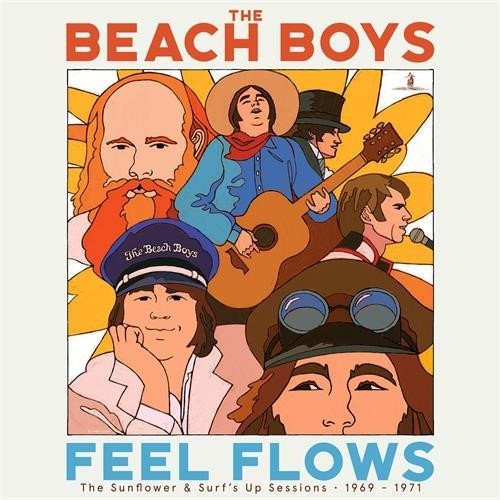 The Beach Boys - Feel Flows - The Sunflower And Surf's Up Sessions