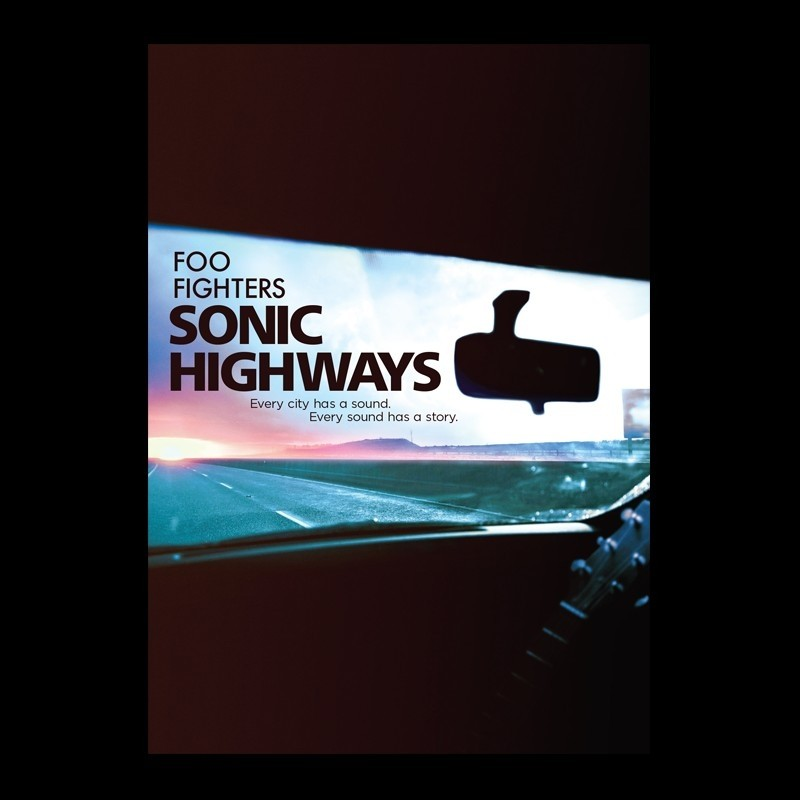 Foo Fighters - Sonic Highways DVD
