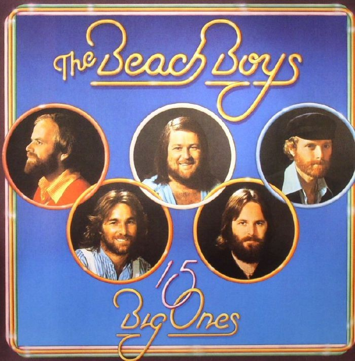 Beach Boys - 15 Big Ones