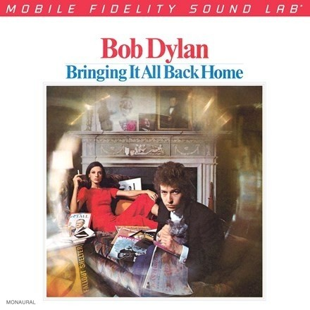 Bob Dylan - Bringing It All Back Home - Mono