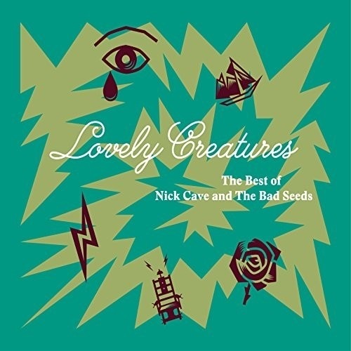 Nick Cave And The Bad Seeds - Lovely Creatures - The Best Of Nick Cave and The Bad Seeds
