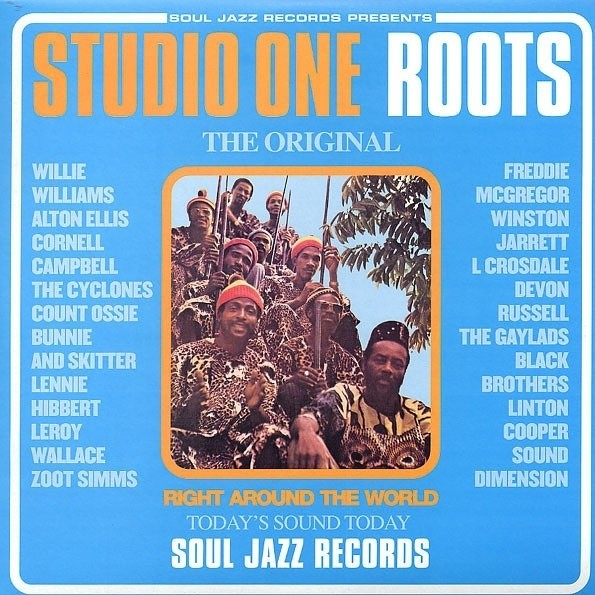 Diverse Artister reggae - Studio One Roots - The Original
