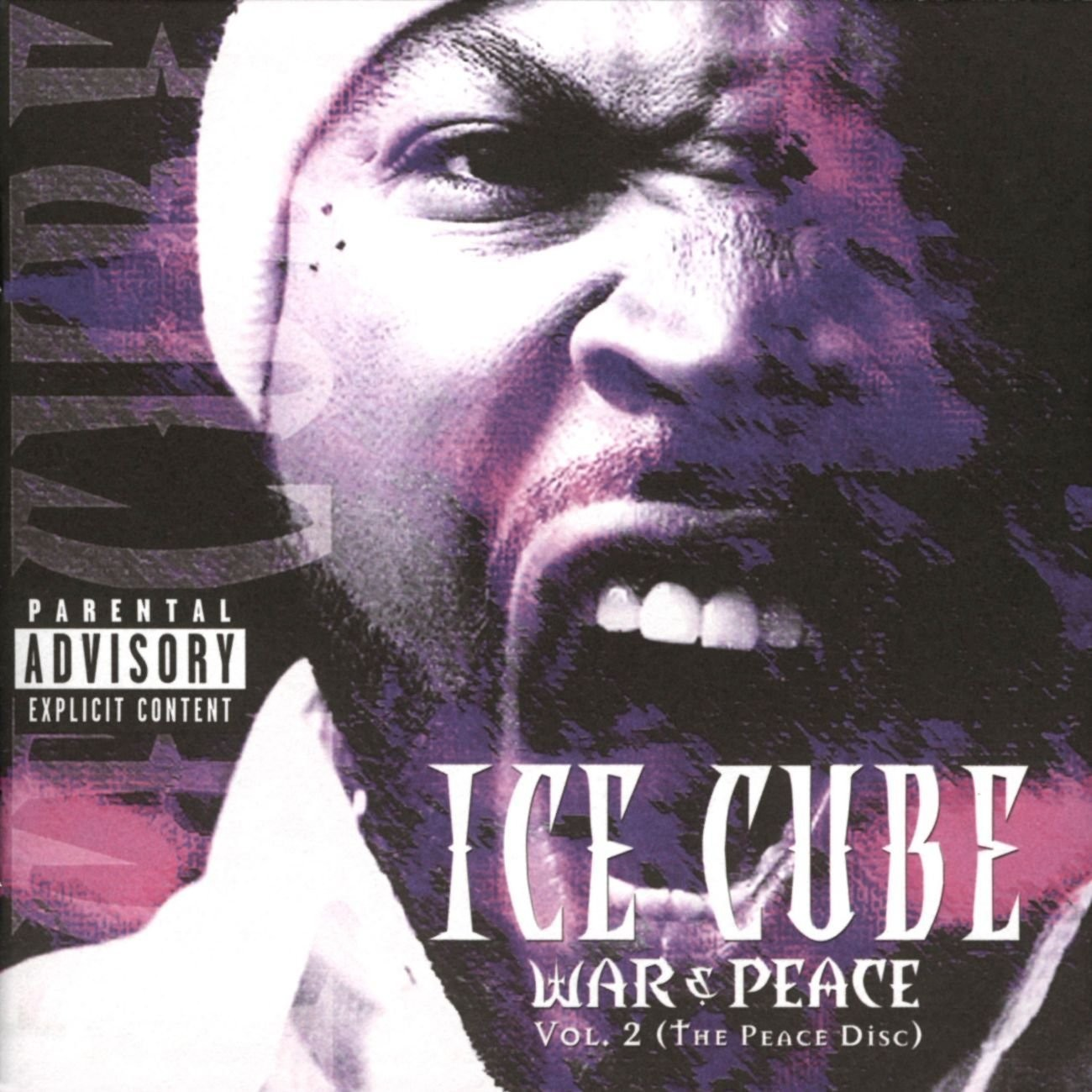 Ice Cube - War and Peace Vol. 2 (The Peace Disc)