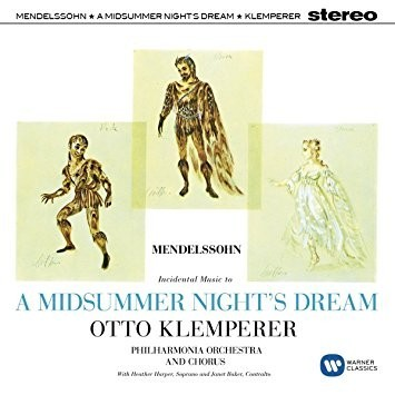 Otto Klemperer - Mendelsson - A Midsummer Night's Dream