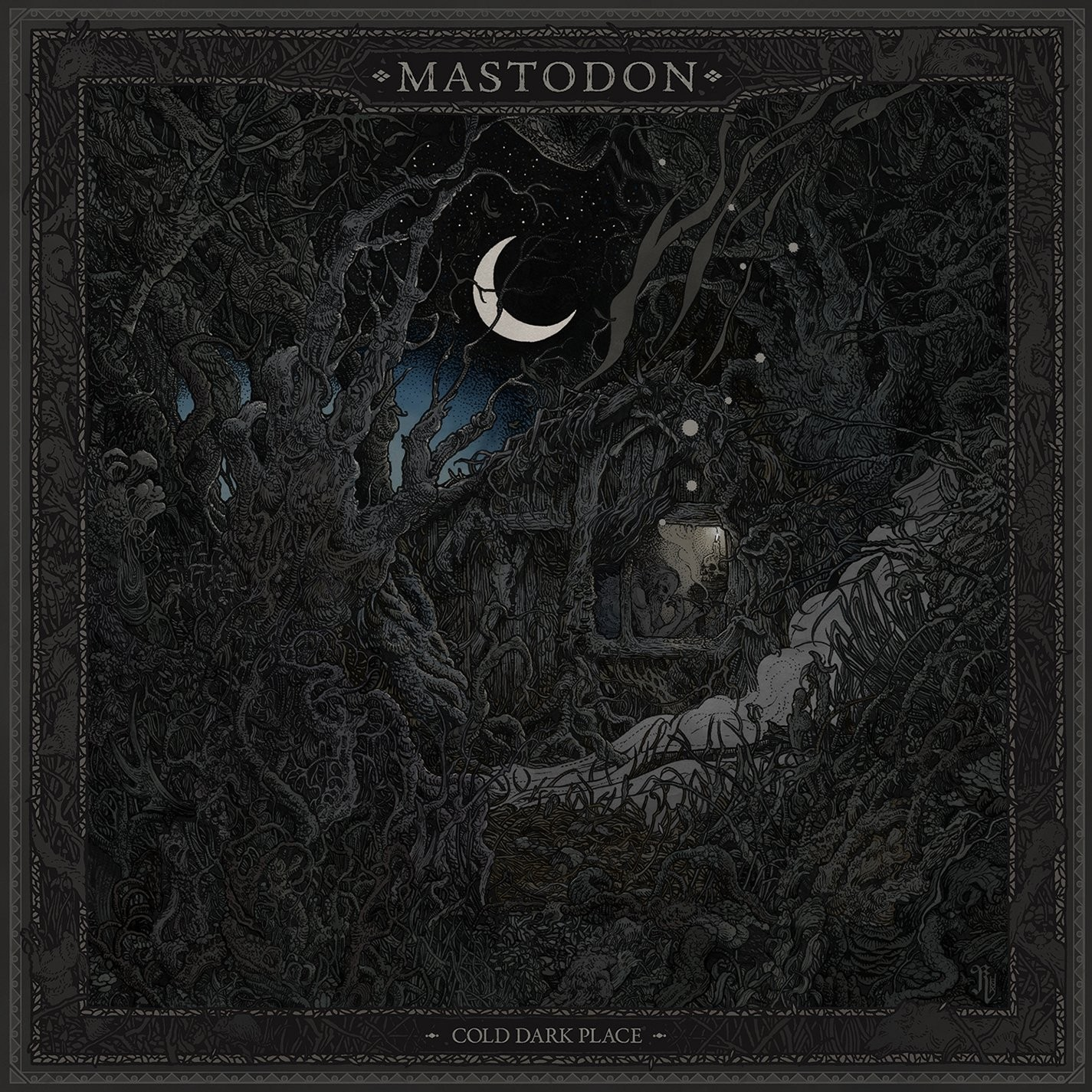Mastodon - Cold Dark Place EP