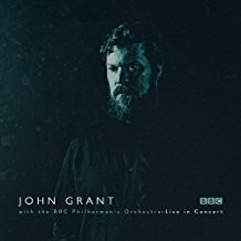 John Grant - With the BBC Phil. Orchestra-Live in Concer