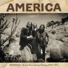 America - Hilights From Heritage;Home Recordings/Demos 1970-1973