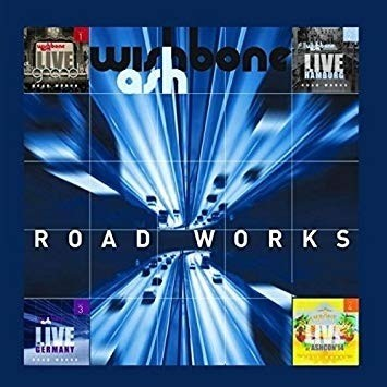 Wishbone Ash - Roadworks-Junctions