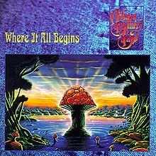 Allmann Brothers Band - Where It All Begins