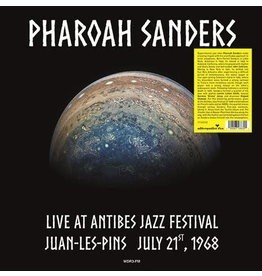 Pharoah Sanders - Live At Antibes Jazz Festival 1968