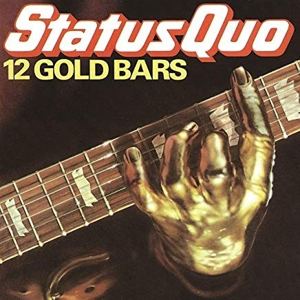 Status Quo - 12 Golden Bars