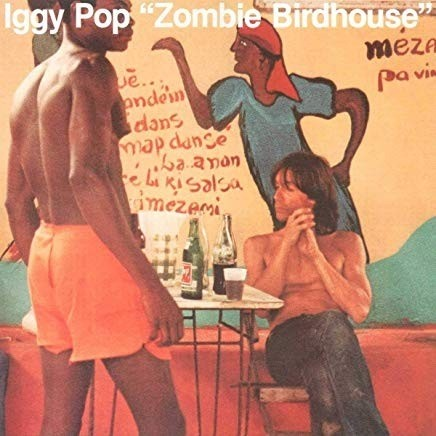 Iggy Pop - Zombies Birdhouse