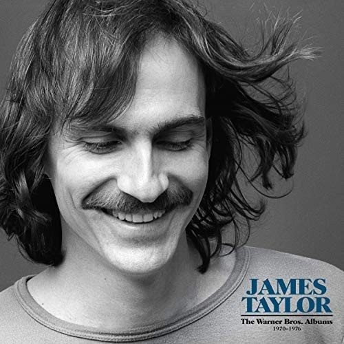 James Taylor - The Warner Bros. Albums 1970-1976