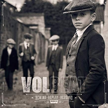 Volbeat - Rewind Replay Rebound