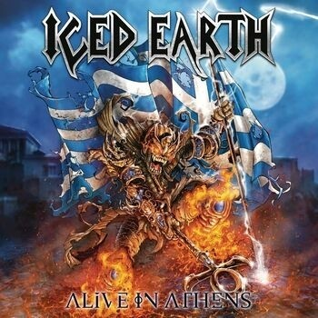 Iced Earth - Alive In Athens (LTD)