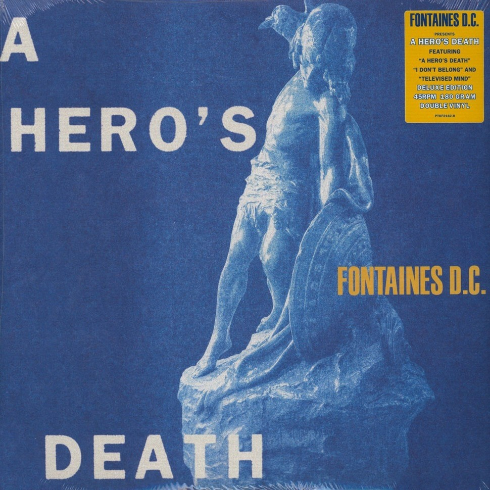 Fontaines D.C. - A Hero's Death - Deluxe
