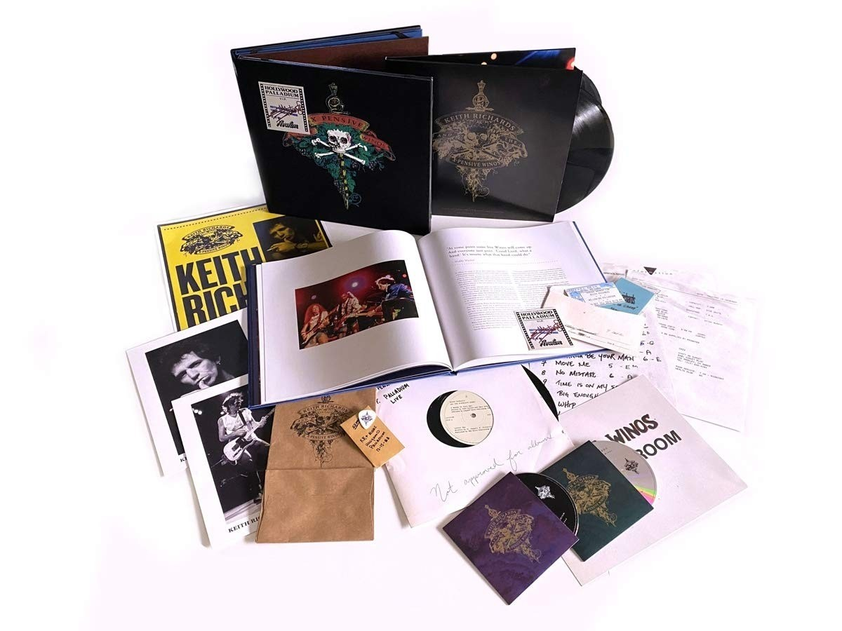 Keith Richards And The X-Pensive Winos - Live At The Hollywood Palladium