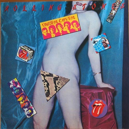 The Rolling Stones - Under Cover