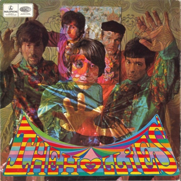 The Hollies - Evolution
