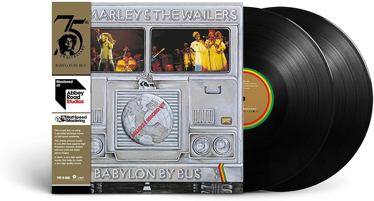 Bob Marley And The Wailers - Babylon By Bus - Half Speed Master