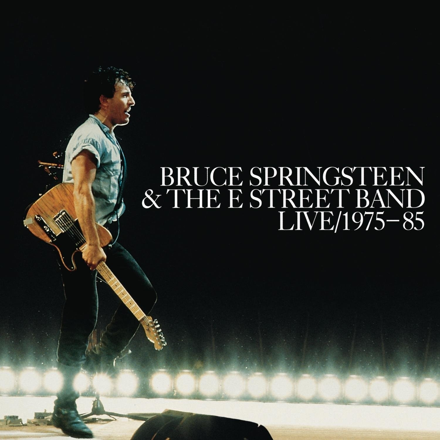 Bruce Springsteen And The E Street Band - Live 1975-85