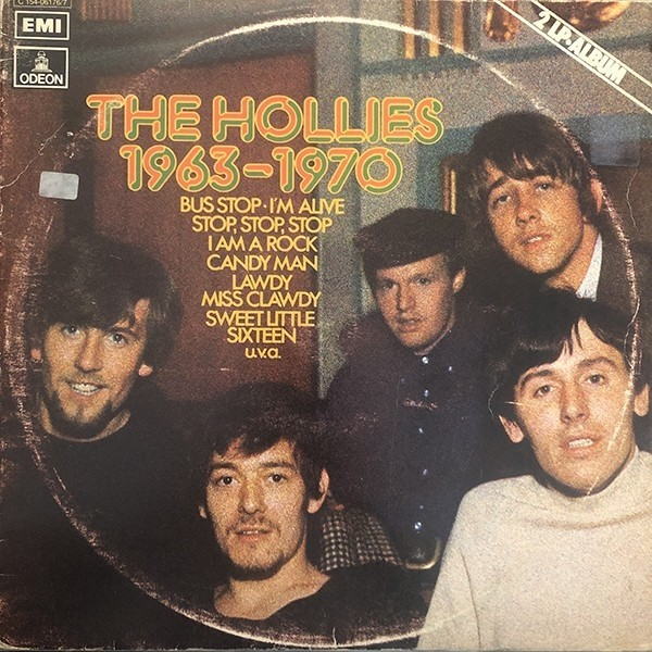The Hollies - 1963-1970