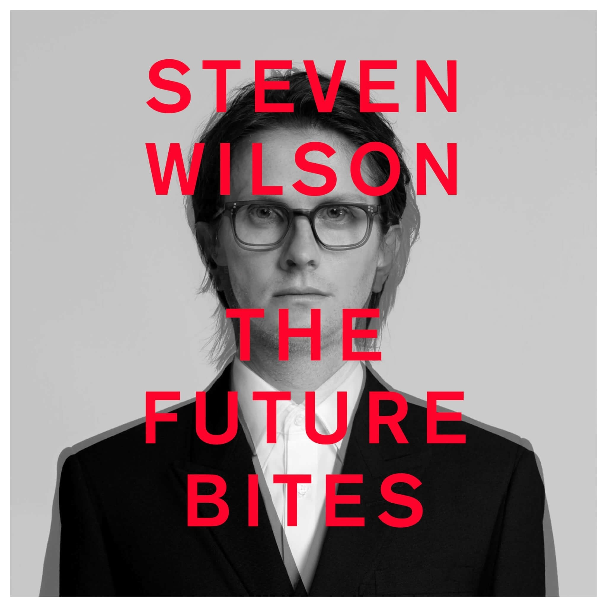 Steven Wilson - The Future Bites - Ltd White