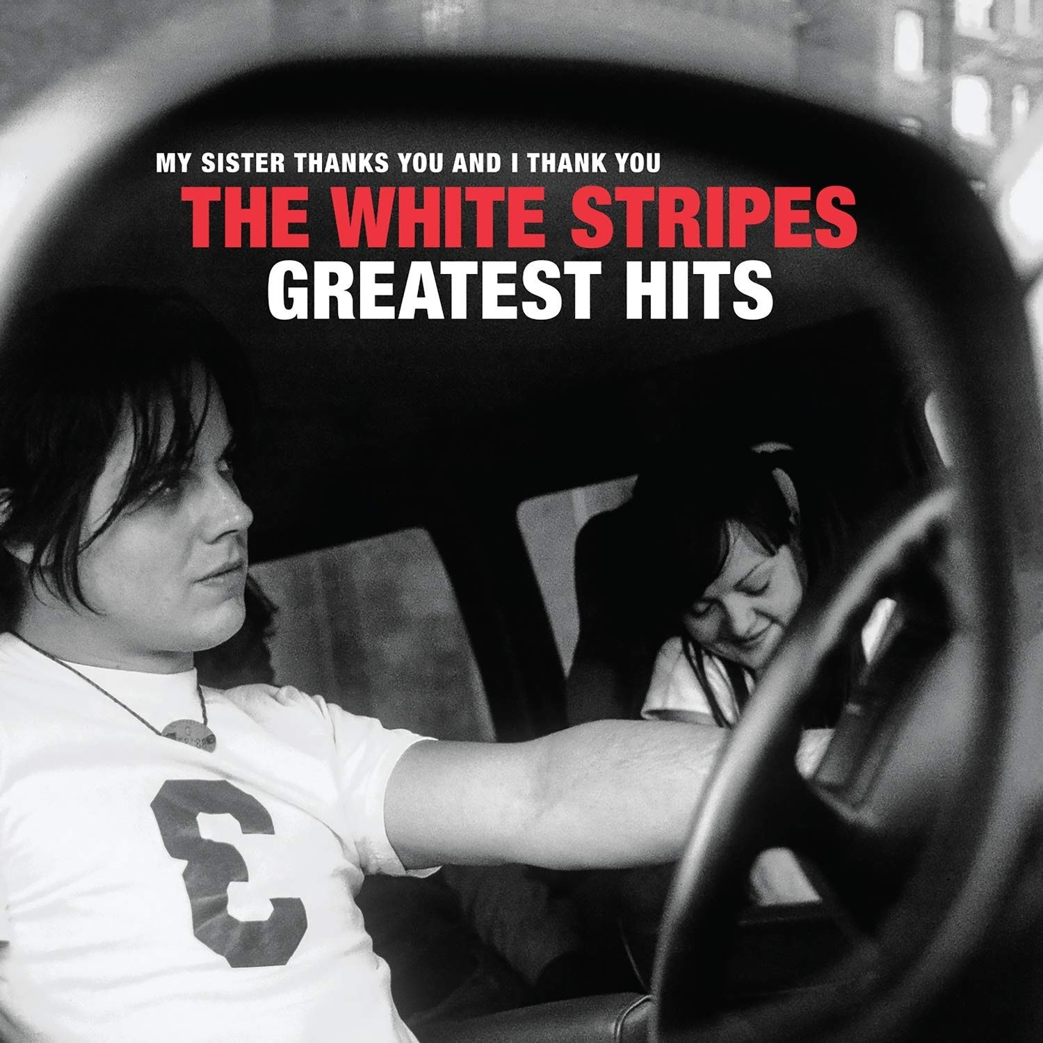 The White Stripes - The White Stripes Greatest Hits