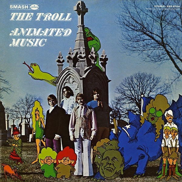 The Troll - Animated Music
