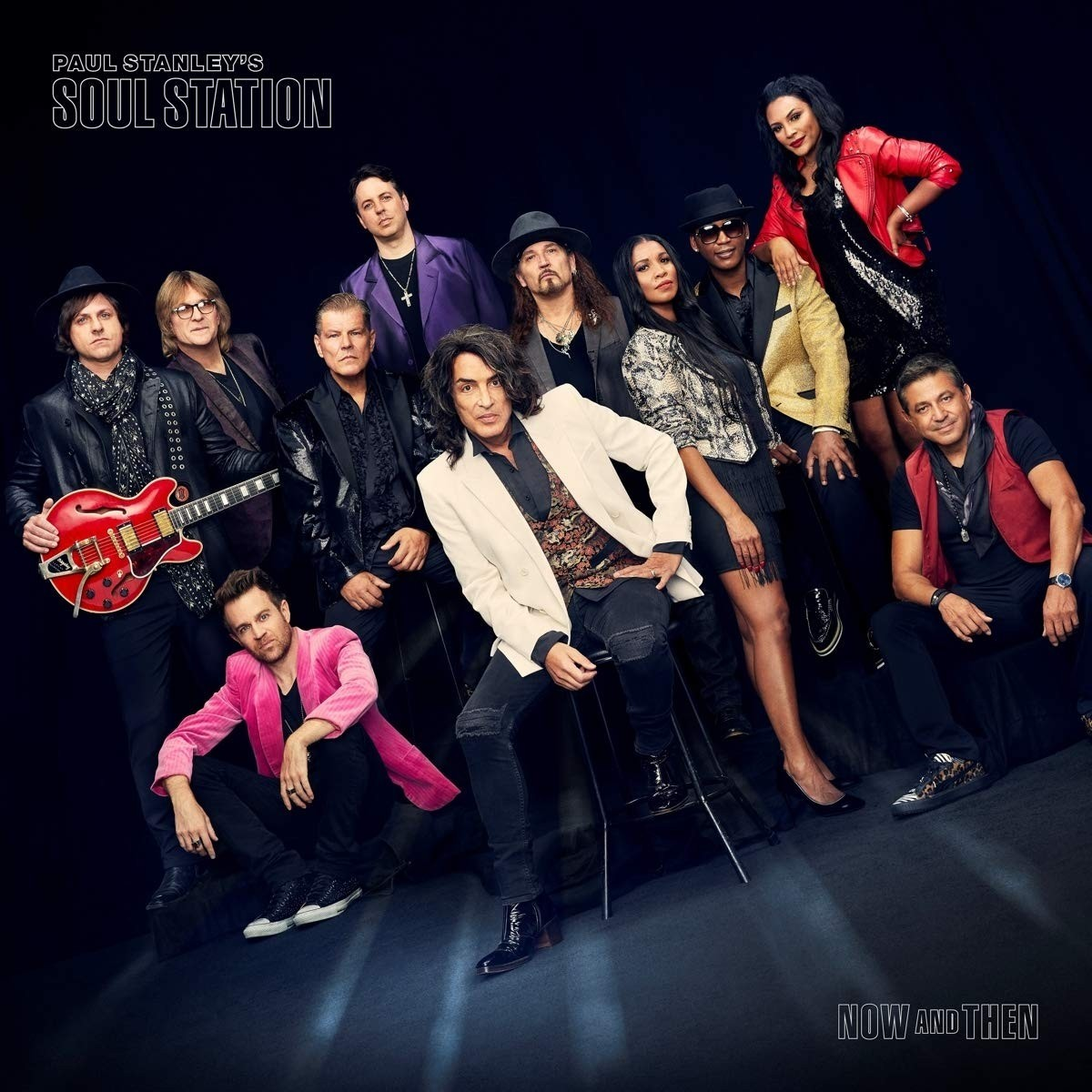 Paul Stanley's Soul Station - Now And Then