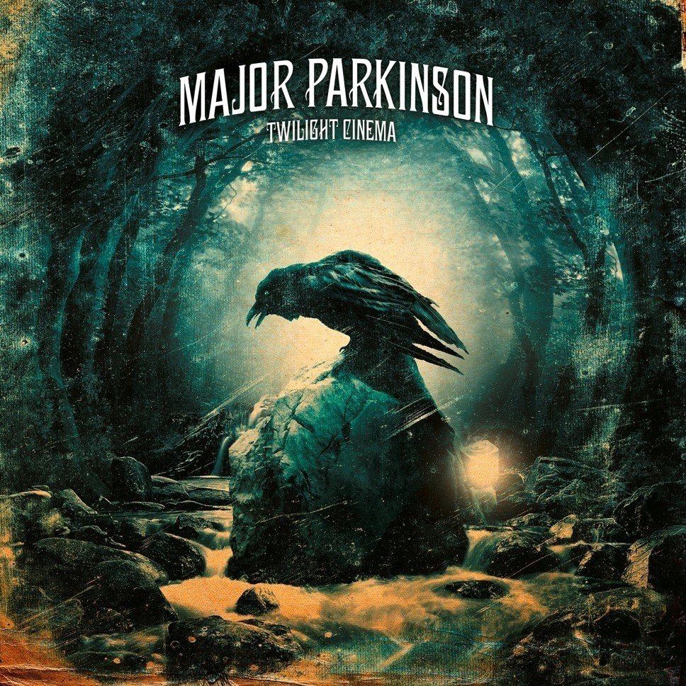 Major Parkinson - The Twilight Cinema - Ltd
