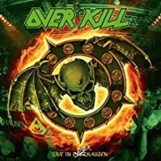 Overkill - Live In Overhausen vol.2 Fell The fire