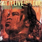 James Brown - Say It Live And Loud-live in Dallas.
