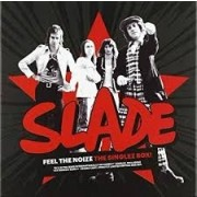 Slade - Feel The Noize - The Singlez Box! (10x7')