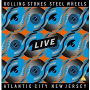 The Rolling Stones - Steel Wheels Live - Ltd