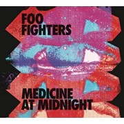 Foo Fighters - Medicine At Midnight - Ltd Orange