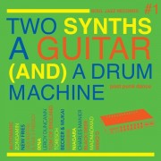 Diverse Artister - Two Synths A Guitar (And) A Drum Machine Vol. 1 (Neon Green Vinyl)