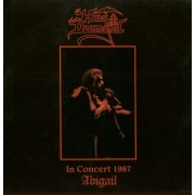 King Diamond - In Concert 1987 - Abigail