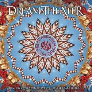 Dream Theater - A Dramatic Tour Of Events - Select Board Mixes