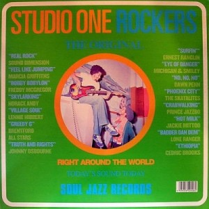 Soul Jazz Studio One - Studio Rockers The Original