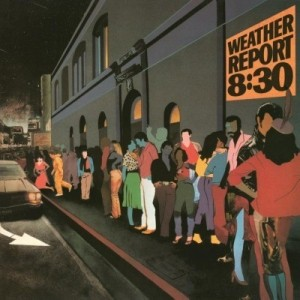Weather Report - 8 30