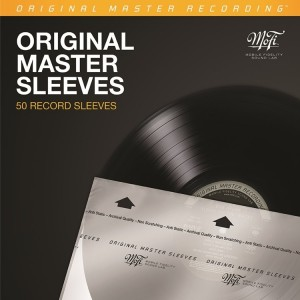 Mobile Fidelity Sound Lab - Original Master Sleeves 50 Pack
