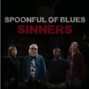 Spoonful Of Blues - Sinners