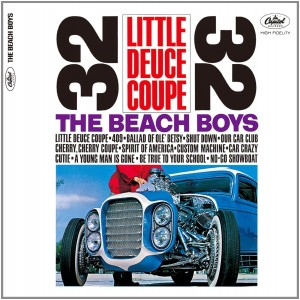 Beach Boys - Little Deuce Coupe Lim. Ed.