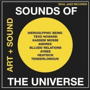 Diverse Artister - Art + Sound - Sound Of The Universe Record A