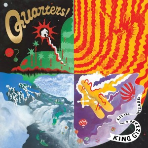 King Gizzard And The Lizard Wizard - Quarter!