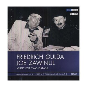 Friedrich Gulda og Joe Zawinul - Music For Two Pianos