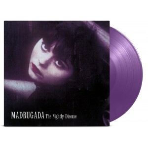Madrugada - The Nightly Disease Lim. Ed. Lilla
