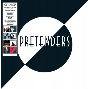 The Pretenders - The Vinyl Collection
